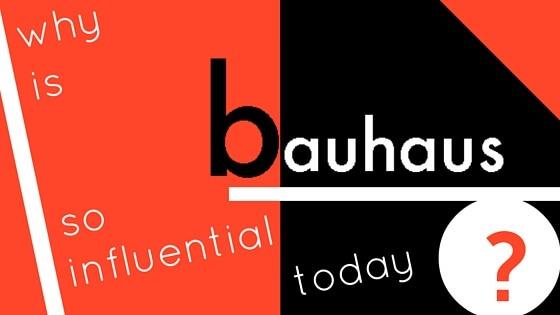 Graphic for Bauhaus blog