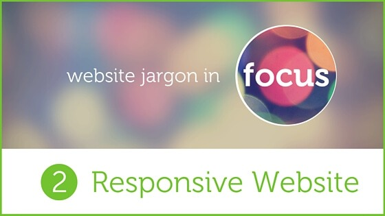 Graphic for Responsive Website blog
