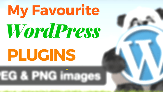 Blog title for WordPress Plugins